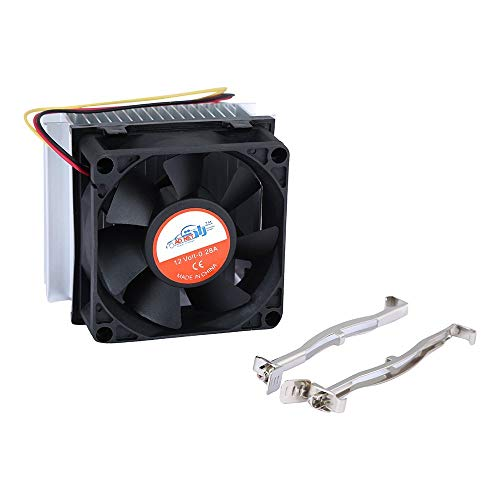 Adnet All IT Gadgets Cooler Fan Heatsink for Intel CPU 478 Upto 3.6Ghz for P4, Pentium 4, Celeron-D