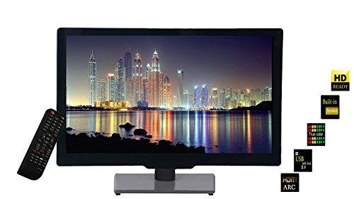 HiTech Led 20 Inch Tv HT LE 20 3d Sound HD Led Tv (Black)