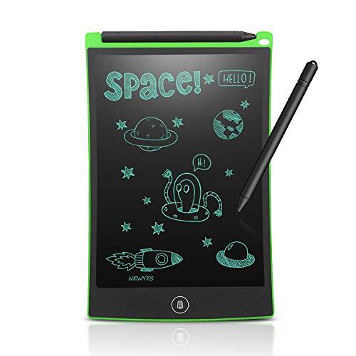 NEWYES Tavoletta Grafica LCD, 8.5 Pollici Tablet da Disegno Lavagna Elettronica Scrittura Digitale,...