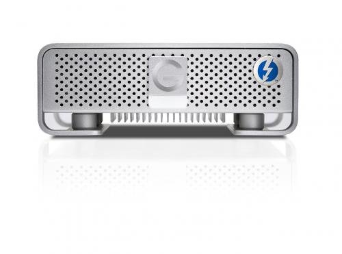 G-Technology G-Drive Hard Disk USB 3.0, Connessione Thunderbolt, 6 TB