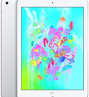 Apple iPad ( Wi-Fi + Cellular, 128Gb) – Grigio Siderale