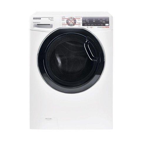 Hoover Dynamic Extreme DWFTS 511AH8/1-01 lavatrice Libera installazione Caricamento frontale Bianco...