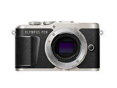 "Olympus PEN E-PL9 - Cámara de sistema compacto de 16 MP (pantalla de 3"", zoom eléctrico, películas 4K, Wifi) negro"