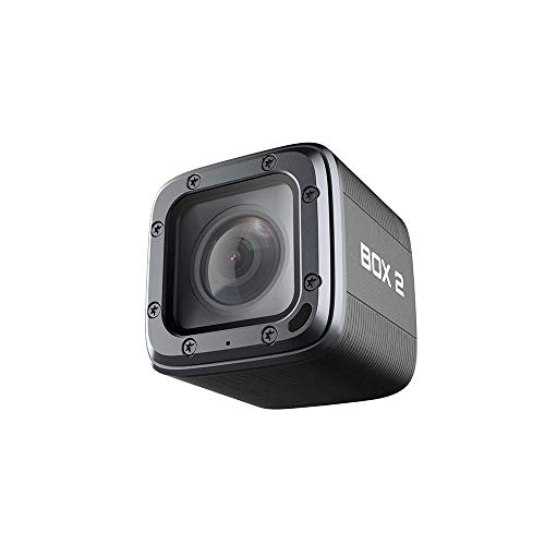 RFElettronica Videocamera Foxeer Box 2 4K 30Fps HD 155 Gradi ND Filter FOV Supervision FPV Action...