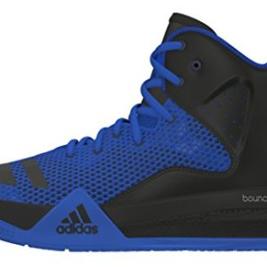 adidas Boys' Dt Bball Mid J Basketball Shoes 41NNWFLAgWL
