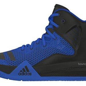 adidas Boys' Dt Bball Mid J Basketball Shoes 41NNWFLAgWL
