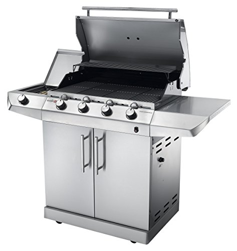 The Char-Broil T47G Four Burner Gas BBQ is probably the best gas bbq on our list, the only reason we have not renamed this model our 'Best Pick', is because its one of the more expensive models so unfortunately won't be within everybody's budget.