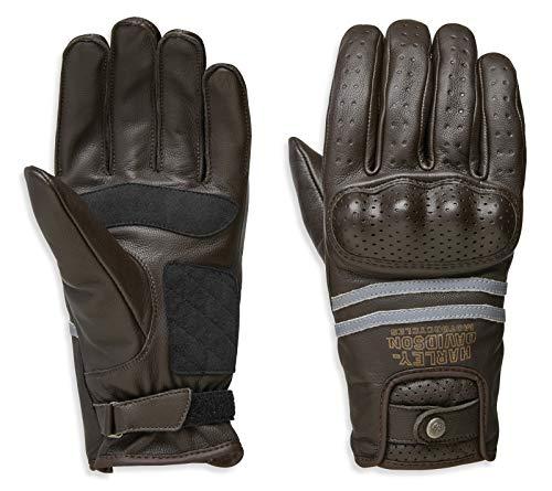 HARLEY-DAVIDSON Men's Freesmont Full-Finger Gloves - 98274-19EM