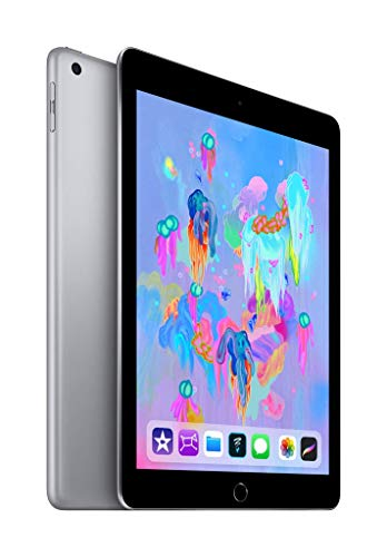 Apple iPad (Wi-Fi, 32GB) - Space Grey (Previous Model)