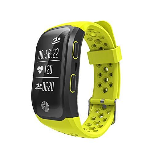 Mr.LQ Fitness Tracker attività Braccialetti Monitor cardiofrequenzimetro Orologio Sport Bracciale...