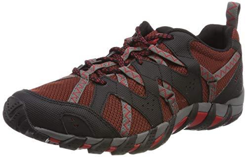 Merrell Waterpro Maipo 2, Zapatillas Impermeables para Hombre, Gris Henna/Charcoal, 46.5 EU