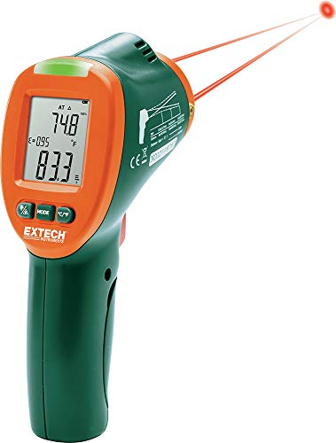 Extech Dualer Laser-IR Thermal-Kondensations-Scanner, 1 Stück, IRT600