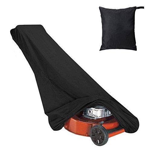 gaeruite Cortacésped Lona Cubierta económica Agua Densidad staubdichte UV–Funda para cortacésped Garage Protectora, 191cm