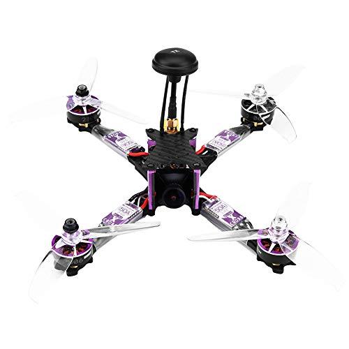 Quadcopter da Corsa RC, Fibra di carbonio BLHeli 32 ESC 2306 1800KV Motore Modello RC Drone con...