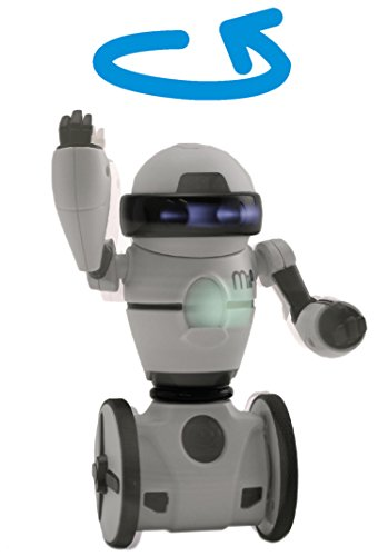 41OA3AdVqzL - Wow Wee Robot MiP Blanco, Color (WowWee 0821)
