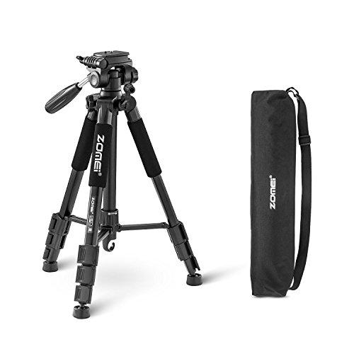 ZOMEI®Q111 Trépied professionnel pour appareil photo et camera avec un...