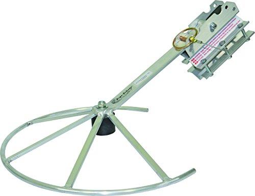 Greenstar 35457 - La grava del acuario, espaciador, doblando ø 420 mm, la cabeza de nylon mochila para desbrozadoras /