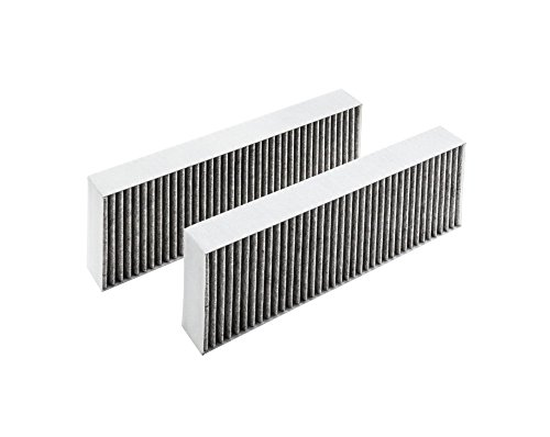 AllSpares filtro ai carboni attivi per Bora Bakfs (set) BIU/BHU/BFIU