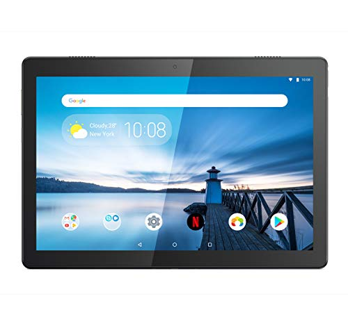 Lenovo TAB M10 Tablet, Display 10.1' HD, Processore Qualcomm Snapdragon 429, 32GB espandibili fino a...