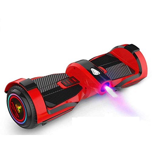 Balance Scooter Hoverboard equilibratrice elettrico con ruote luminosa 6.5 / 8/11 inch adulti...