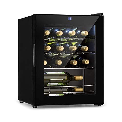 KLARSTEIN Shiraz • Cantinetta Frigo per Vini • Volume: 42 L • Temperature: 5-18 ° C • Fino...