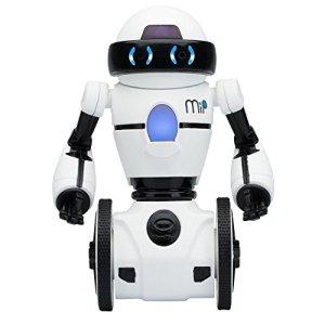 41OkAAcxYeL - Wow Wee- Robot MiP Blanco, Color (WowWee 0821)