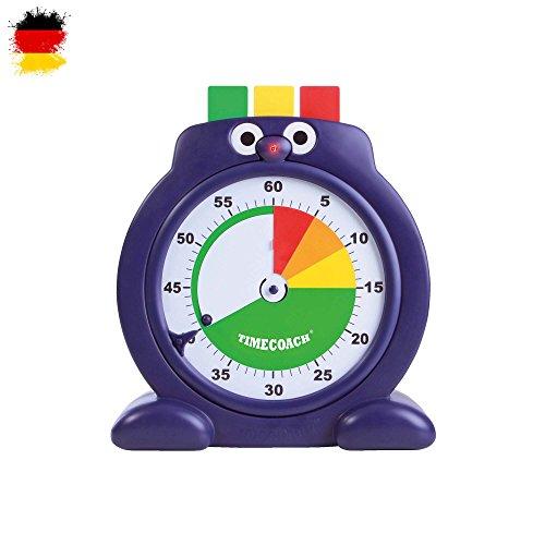 Orologio intelligente, timer, per bambini, genitori, insegnante, orologio, tempo, apprendimento,...