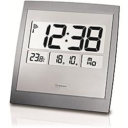 Oregon Scientific JM889NR Reloj, Plata