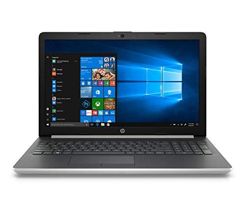 "HP Notebook 15-da0058ns - Ordenador Portátil 15.6"" HD (Intel Core i5-8250U, 8 GB RAM, 256 GB SSD, NVIDIA GeForce MX110 2GB, Windows 10), Color Plata - Teclado QWERTY Español [España]"