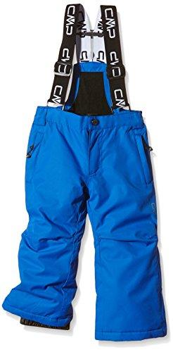 CMP Salopette Imbottita Feel Warm Flat 5.000 3w15994, Pantaloni Bambino, Blu (Royal Blue), 104 (4...