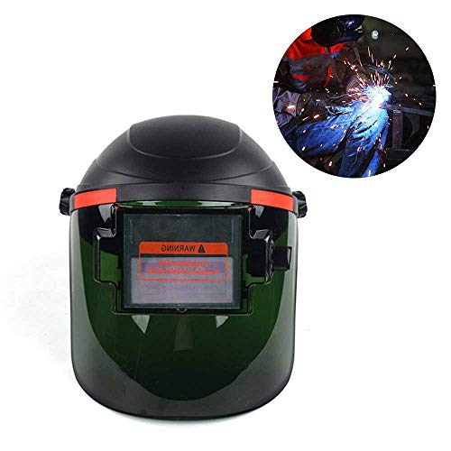 eFUture Solar Power Welding Helmet Auto Darkening for Mig Tig Arc Welder Mask