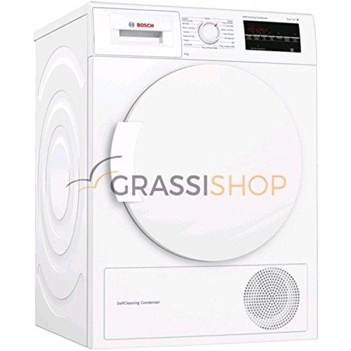 Bosch Serie 6 WTW83469II Libera installazione Carica frontale 9kg A++ Bianco asciugatrice