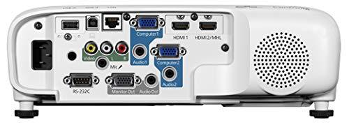 """Epson EB-2247U vidéo-projecteur - Vidéo-projecteurs (4200 ANSI lumens, 3LCD, 1080p (1920x1080), 16:10, 762 - 7620 mm (30 - 300""""), 1,5 - 8,9 ... 27"""