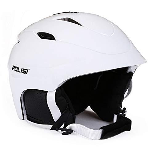 Casco da snowboard adulto singolo e doppio ▏ cappello da sci per sport all'aperto per uomo e donna...