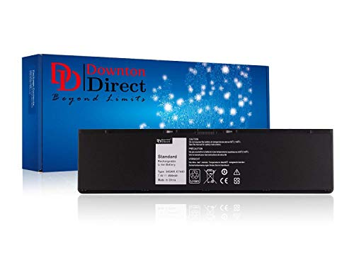 Downton Direct Laptop-Akku für Dell Latitude 147000Serie, Dell Latitude E7440Serie, Dell Latitude E7440Touch Serie, 34GKR 451-BBFS 451-BBFT, 451-BBFV 451-BBFY G0G2M, PFXCR T19VW, 7,4 V 4500mAh