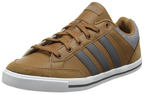 d76fd01e2eb7 adidas neo Men s Cacity Timber Grefiv Ftwwht Leather Sneakers – 9 UK India  (43.33 EU)