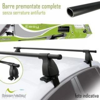 EasyOne Green Valley Barre Portatutto Portapacchi Lancia Ypsilon (5 p) dal 2011