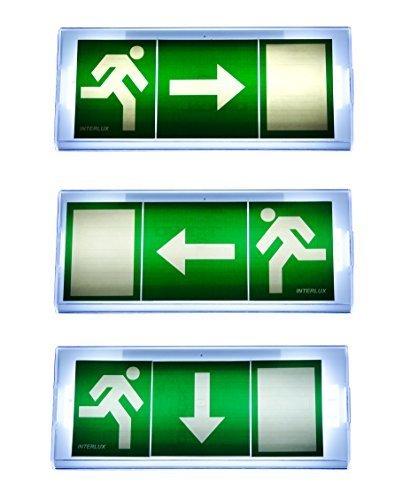 Emergency Exit di emergenza via di fuga Apparecchio evacuazione d'emergenza Exit IL pf