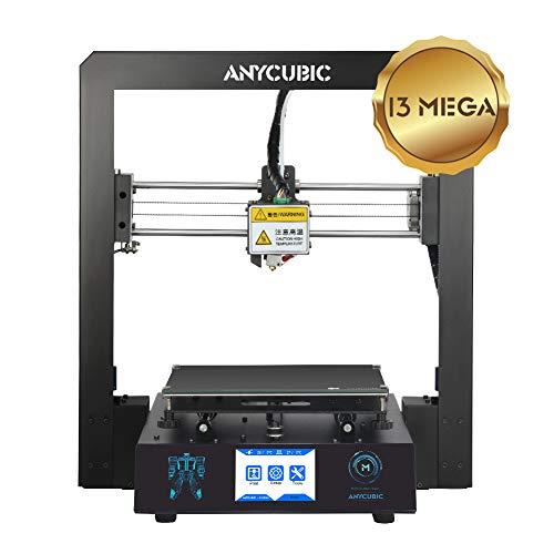 Stampante 3D ANYCUBIC I3 Mega grande formato di stampa 210 x 210 x 205mm tutta in Metallo con...