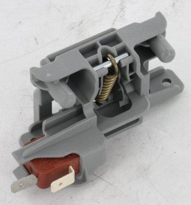 Sistema di chiusura dello sportello per lavastoviglie Ariston serie LD, LI, LV, Hotpoint serie BCI,...