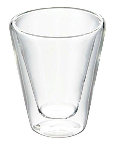 Luigi Bormioli Thermic Glass Confezione 2 Caffeino, 2 unità
