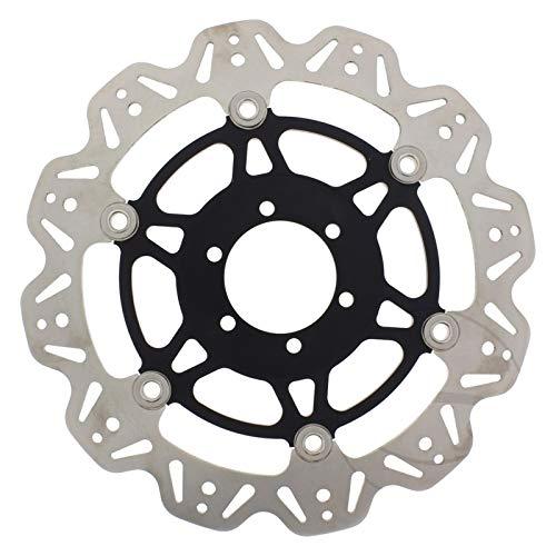 1X Disco freno anteriore Ducati Monster 620I.E. MD Dark 05-06EBC VR626blk