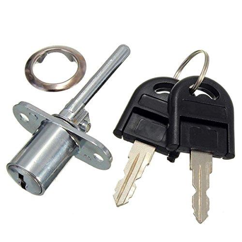 XZANTE in Lega di Zinco Computer Desk Cabinet Mailbox Cassetto Armadio Locker Cam Lock con Chiavi,...