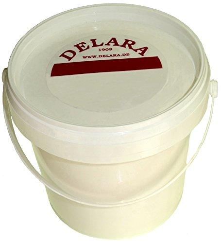DELARA-Lederbalsam-mit-hochwertigem-Bienenwachs-Lederpflege-die-Das-Leder-weich-geschmeidig-und-atmungsaktiv-Macht-500-ml-Eimer-farblos-Made-in-Germany