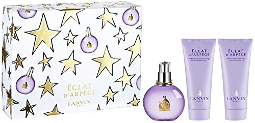 COFFRET / SET LANVIN Eclat d'Arpege Eau de parfum 100ml + BODY LOTION - LAIT CORPS 100ml + SHOWER GEL - GEL DOUCHE 100ml 21