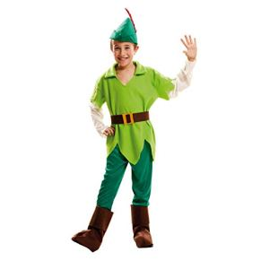 My Other Me Me-202054 Disfraz Peter Pan para niño, 3-4 años (Viving Costumes 202054)