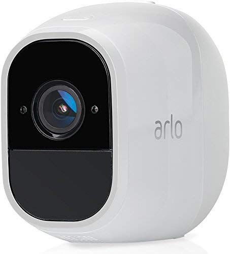 41QFxloheML [Bon Arlo !  Arlo Pro 2 - Smart caméra de surveillance, Paquet de 2, 1080p HD jour/nuit, grand angle 100% Sans Fils - VMS4230P-1...