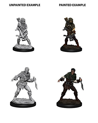 Roleplaying-Game-Unpainted-Miniatures-Bandits
