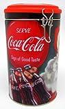 Coca Cola Kaffeedose Weihnachten Aromadose Nostalgie Retro für 500g Kaffee Sign of Good Taste