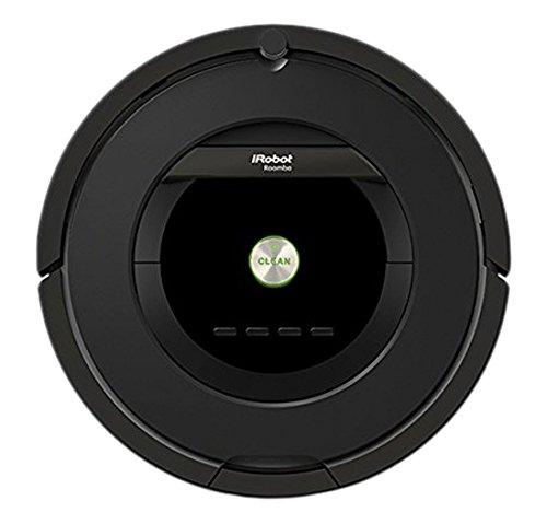 iRobot Roomba 876 - aspiradoras robotizadas (Negro, Sin bolsa)